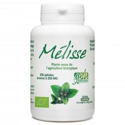 Melisse -250mg - 200 gelules vegetales
