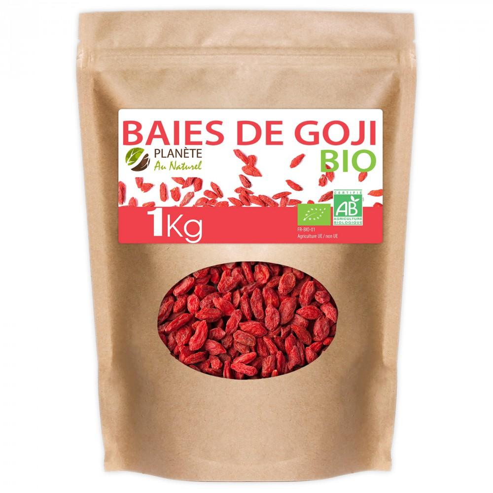 Baies de Goji Bio du Tibet - 1kg