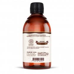 Huile végétale d'Amande Douce - 250 ml - Cosmos Natural
